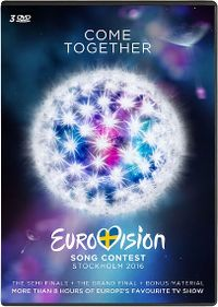 Cover  - Eurovision Song Contest - Stockholm 2016 [DVD]
